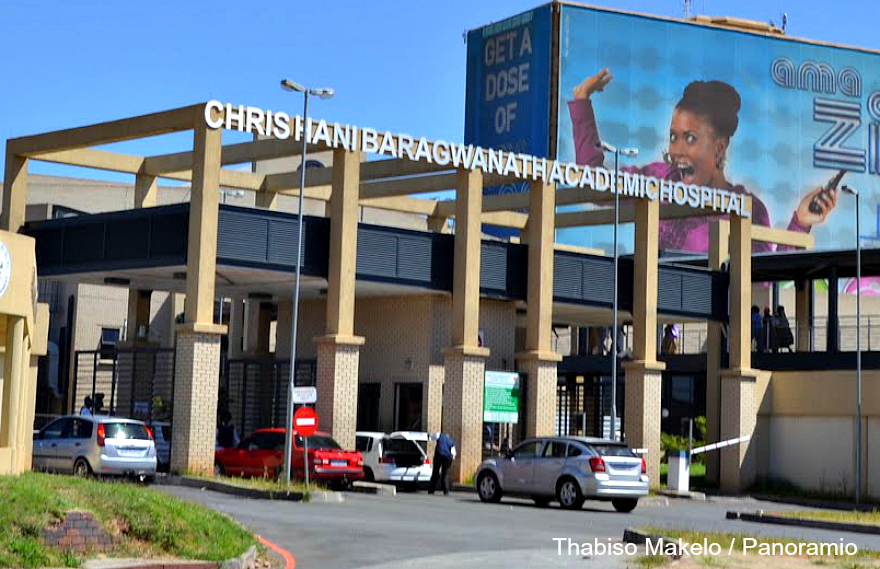 Chris Hani Baragwanath Nursing College
