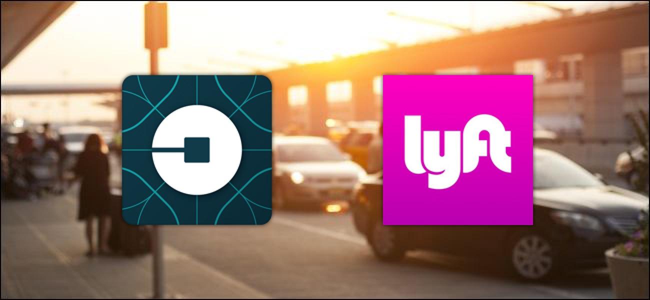 Work for Lyft vs Uber
